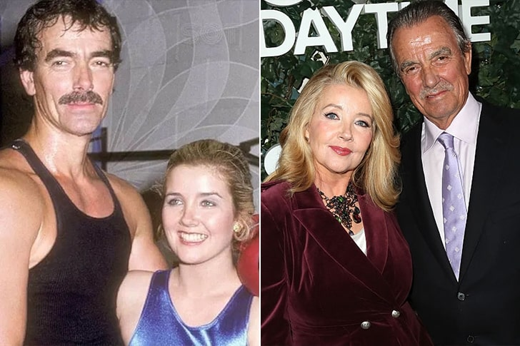 See Who Your Favorite Stars Are Married Too Harmony Everyday Mother, with eric braeden, of son christian gudegast. see who your favorite stars are married